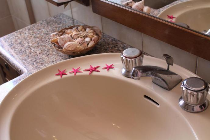 Casa vacanze bagno appartamento Barano d'Ischia