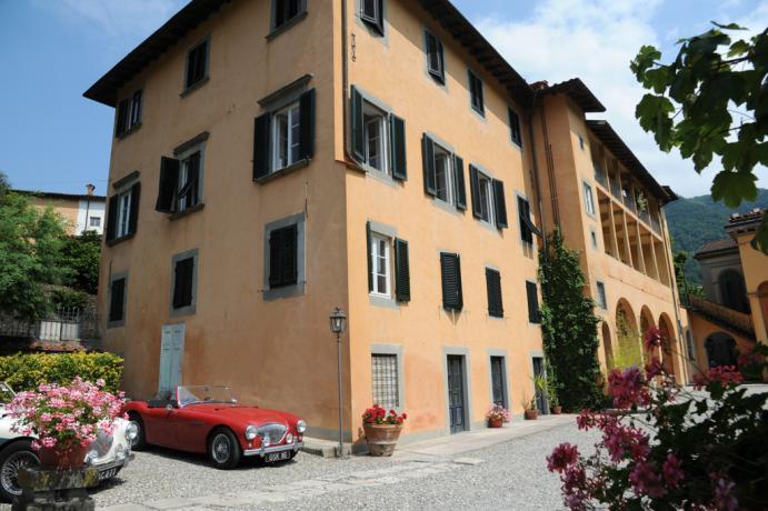 Hotel3stelle per Famiglie-Gruppi con Camere-Appartamenti
