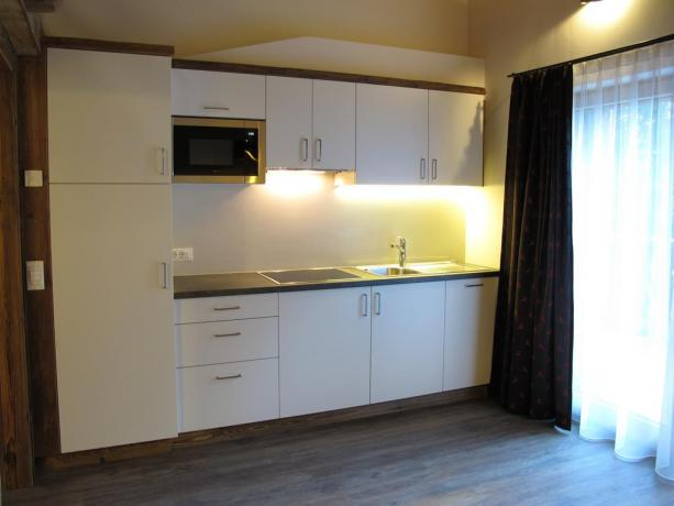 Angolo cucina appartamenti vicino Bolzano