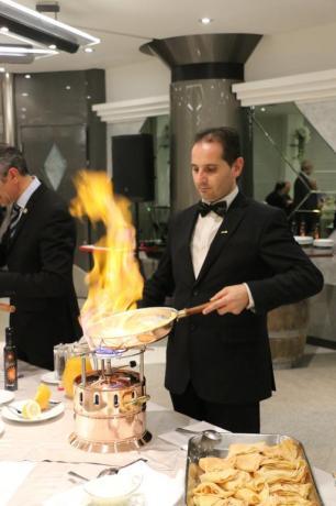 Hotel con ristorante a Rende