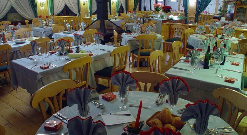 ristorante Folgaria in Hotel HCA