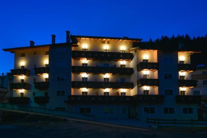 Hotel vicino alle piste scii di Livigno, Bormio