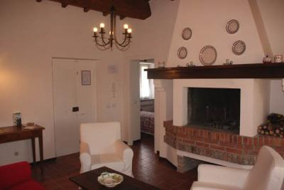 Salone dell'Appartamento al primo piano
