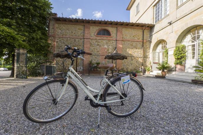Agriturismo in Umbria con noleggio biciclette