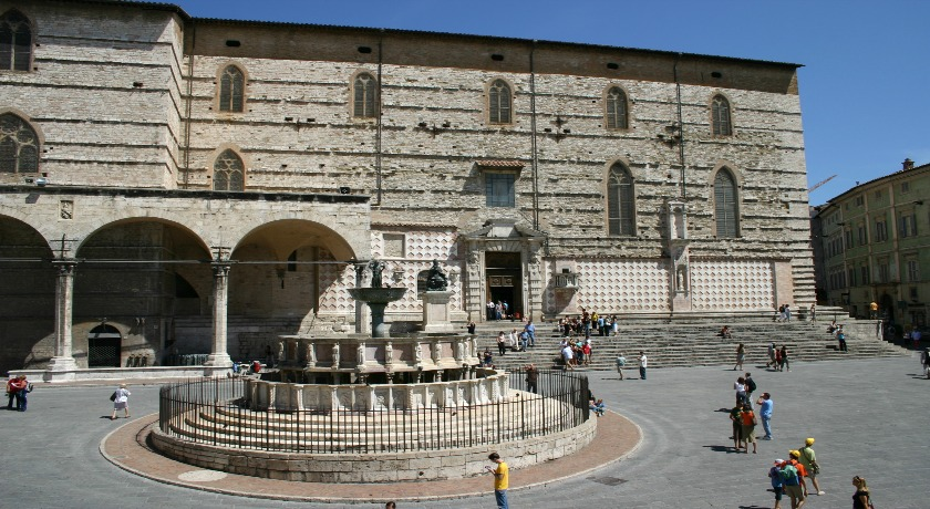 Perugia Fontana Maggiore vicino alla Suite
