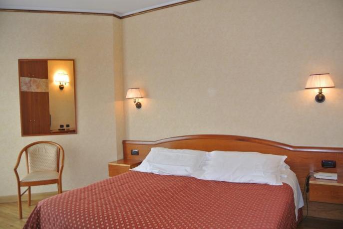 Hotel vicino Arezzo con camere matrimoniali