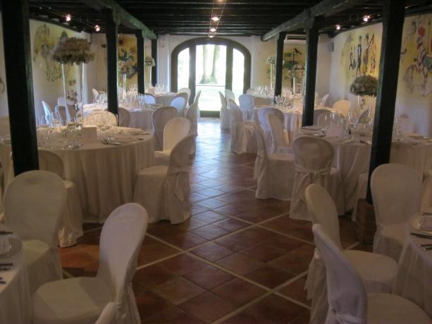 Hotel a Pordenone con sala cerimonie e ricevimenti