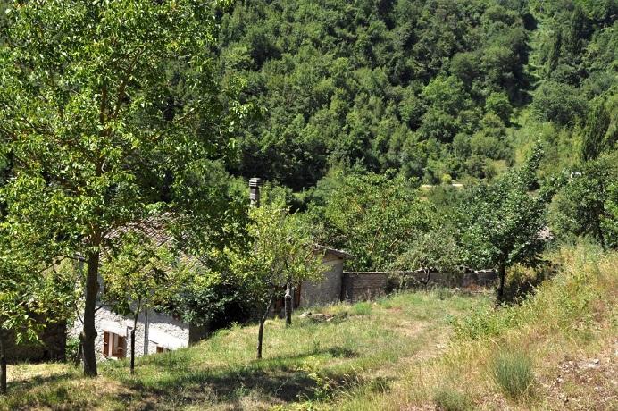 Villa immersa nel Verde a Scheggino