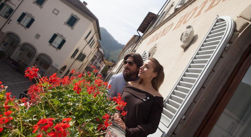 Piscina Termale in Hotel Bagno di Romagna