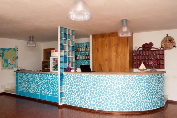 Reception Hotel 3 stelle a Santa-Teresa-di-Gallura