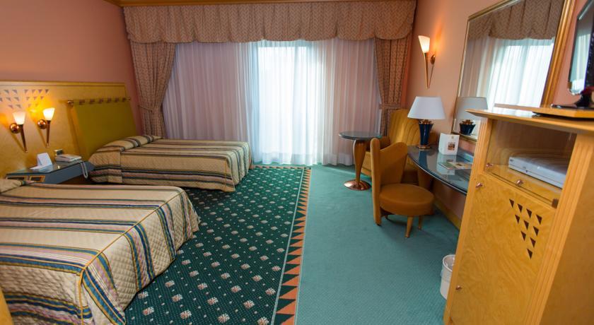 Hotel a Pomezia con camera classic