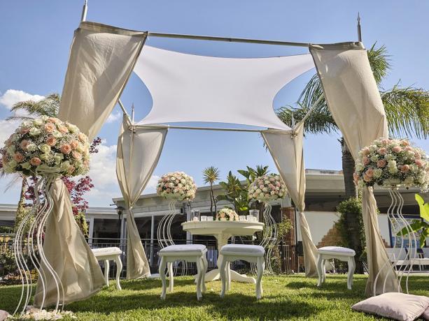 Hotel 4stelle per matrimoni ed eventi Battiglia-Salerno