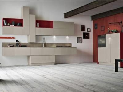 Cucina lineare ar tre prezzo offerta mod flo cucine - Cucina 4 metri lineari prezzi ...