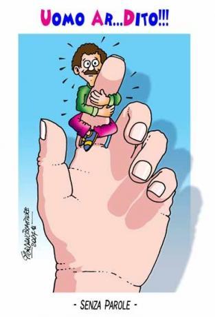 Vignetta   Senza Parole   Umorismo   Fumetti
