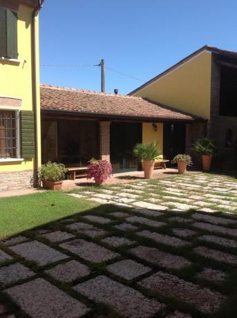 Agriturismo a Mantova per famiglie e coppie