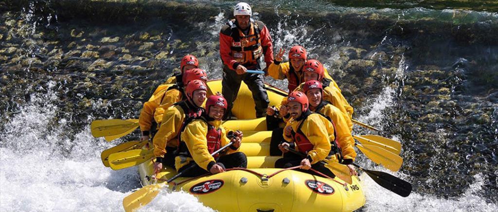 Rafting ed Escursioni nel Parco Nazionale del Cilento