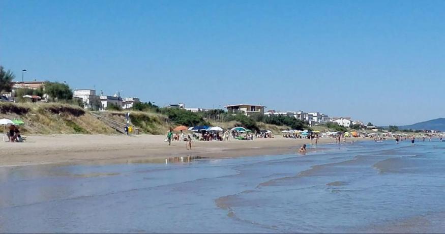 Villa Vacanze vicino Spiaggia Libera sul Gargano