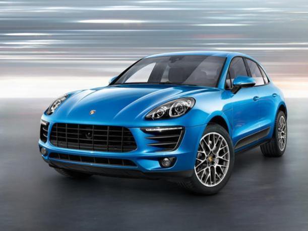 Noleggio Lungo Termine Porsche Macan Benzina/Diesel