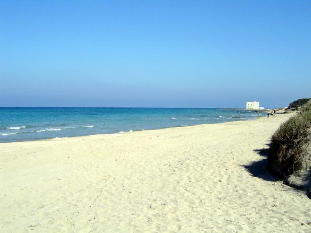 Hotel vicino alle Spiagge di Ostuni