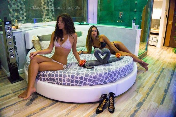 Alice e Chiara Sarge: Instagram Influencer a #spasuiteassisi