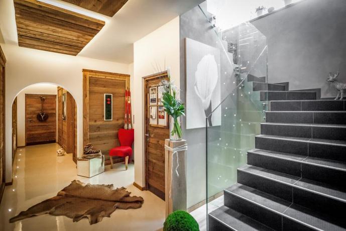 casa vacanze con vista sulle dolomiti a Bolzano