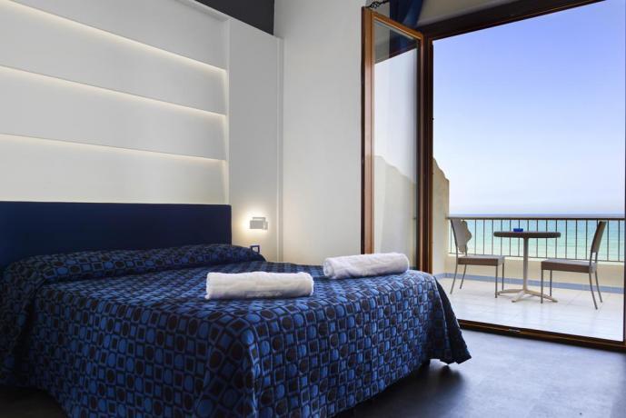 Hotel con camera matrimoniale Castellammare del Golfo