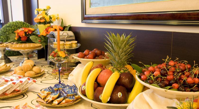 Hotel Il Panoramico colazione a buffet
