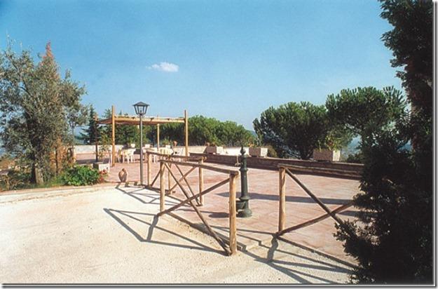 Residenza Podere casa vacanza a Magione con piscina