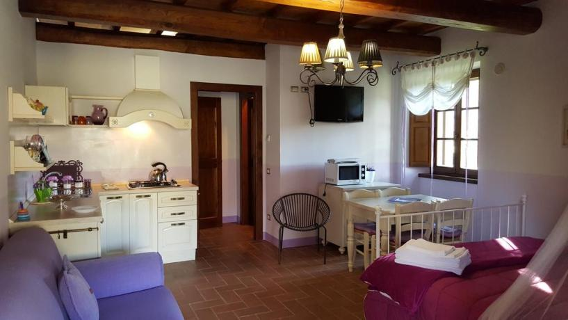 Appartamento Country House a Ferentillo in Umbria