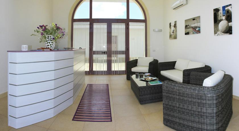 Resort con Colazione e Reception vicino Otranto