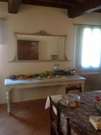 Colazione a Buffet con prodotti locali a Mantova