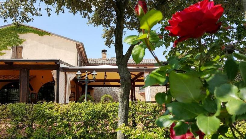 Country House con maneggio convenzionato in Umbria
