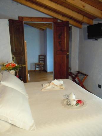 Camera Matrimoniale vicino il Lago di Como