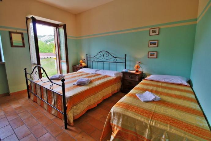 Camera da letto Bilocale Grano
