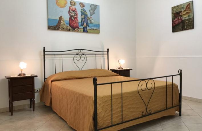 Casa vacanze Family per 4persone San-Vito-lo-Capo Sicilia