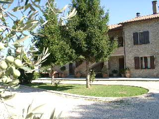 Holidays in Umbria near Gubbio
