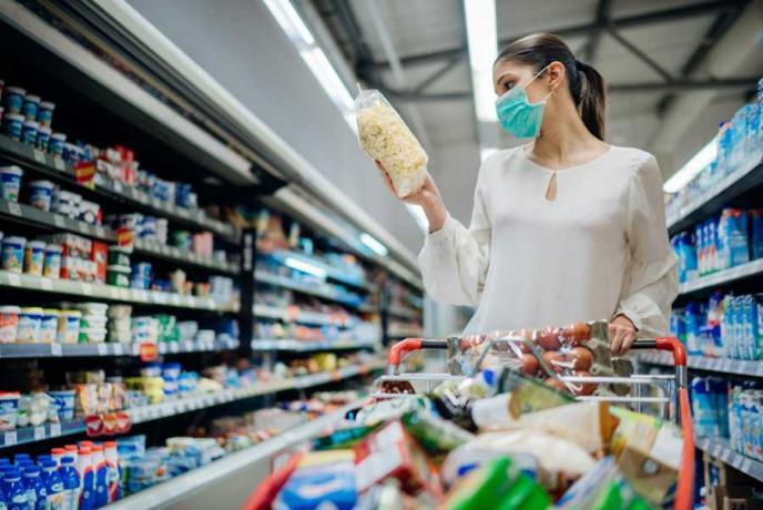 Roma: Sanificazione Negozio di Alimentari con Certificazione