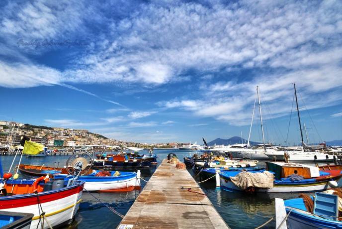 B&B vicino al Porto di Mergellina Napoli