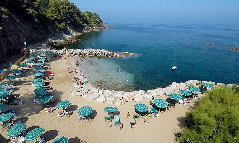 Resort&SPA vista mare e Spiaggia privata