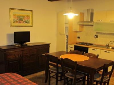 Appartamento con angolo cottura attrezzato a Spello
