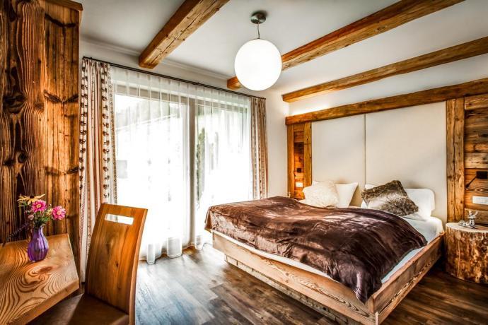 Eleganti appartamenti in legno, Chalet a S.Vigilio