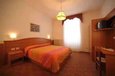 Camere eleganti Hotel a Trento