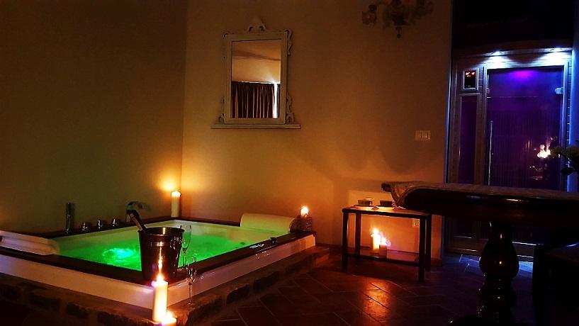 Hotel romantico per Coppie con Benessere a Poppi