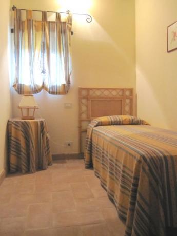 Appartamento 5 camera singola