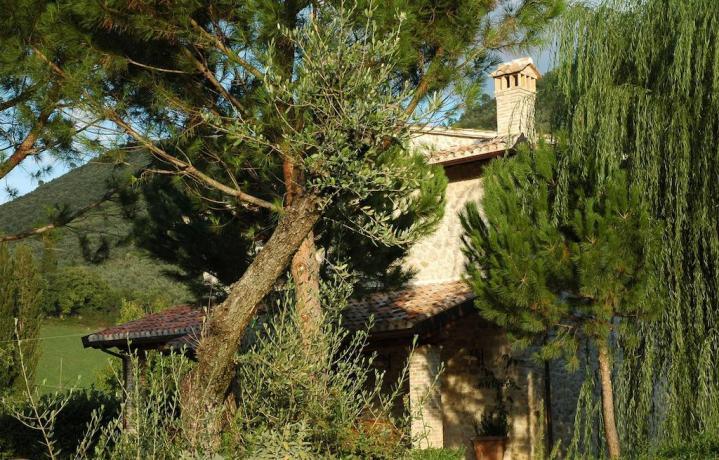 Giardino Country House vicino alla Cascata delle Marmore