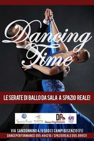 """""""Dancing Time"""" – Corso di Tango e Serate di Ballo a Spazio Reale"""