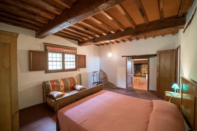 Camera Matrimoniale e Divano Letto vicino Firenze