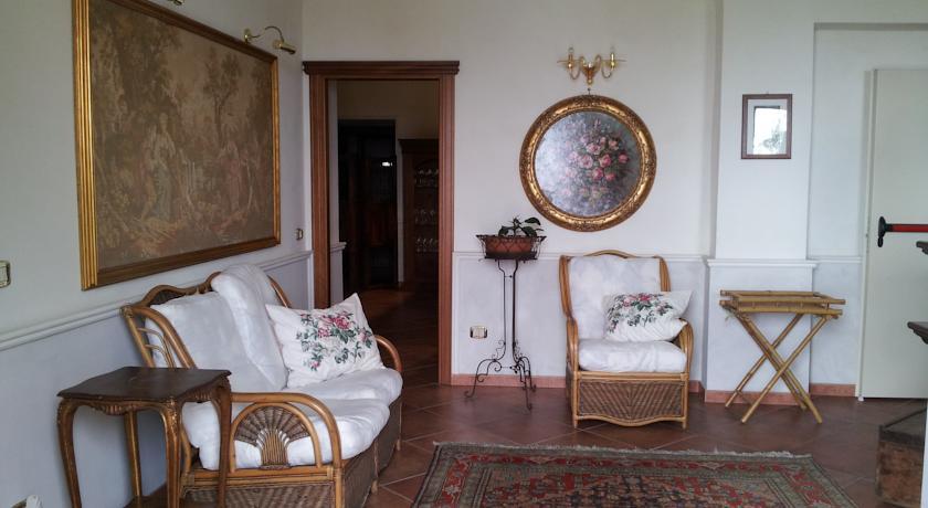 Relais camere Romantiche vista isola Cirella