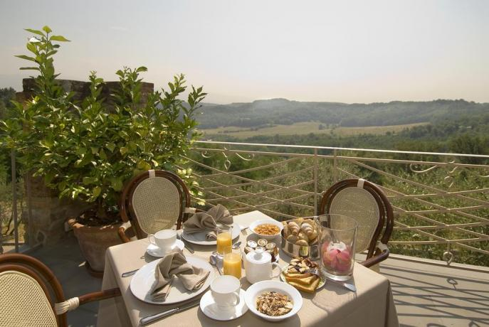 Colazione a Buffet in Resort vicino Firenze