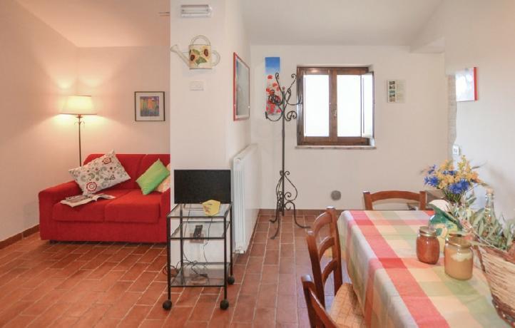 Cucina, Appartamento Fiscoli